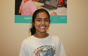 Embark Explorer- Rhea Nair